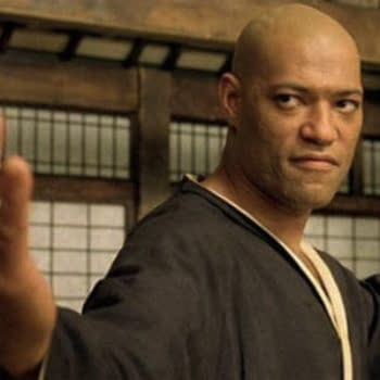 Laurence Fishburne Says Marvel Has Been Kicking DC's ***, Won't Appear In Zack Snyder's Justice League