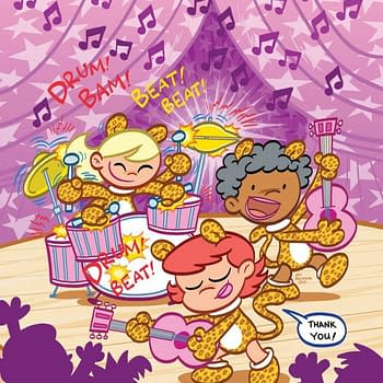 Little Josie And The Pussycats From Archie Comics Art Baltazar And Franco At ComicsPRO