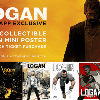 Heres How To Get a Free Logan Poster By Art Adams Nate Powell Babs Tarr Becky Cloonan Jeff Lemire or Bill Sienkiewicz