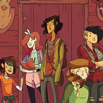 Lumberjanes Heading To Original Prose Novel Series For Middle Schoolers By Mariko Tamaki And Brooke Allen