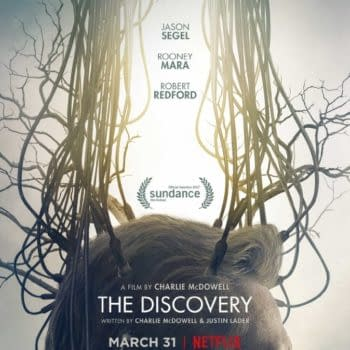 The Afterlife Is Real In This Trailer For Netflix's 'The Discovery'