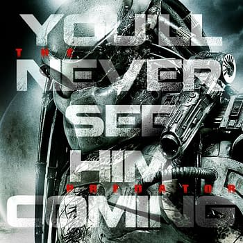 First Look At Shane Blacks The Predator But How Is Christmas Going To Be Involved