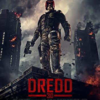 'Dredd' Star Karl Urban Toasts 2000AD's 40th Anniversary
