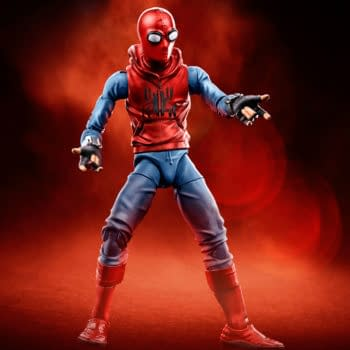 Hasbro Shows Off New Spider-Man: Homecoming Legends Figures
