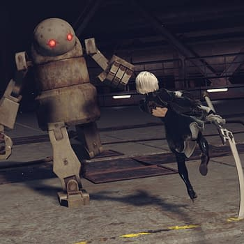 Square Enix is Hosting a 2nd Anniversary Stream for NieR: Automata
