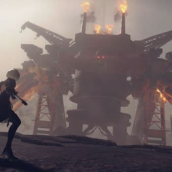 NieR: Automata is Getting Two Theater Productions and a Cafe in Japan