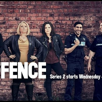 No Offence &#8211 The TV Cop Show With A Massive Difference