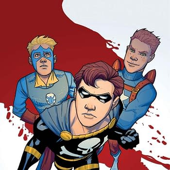 Ryan Browne And Pete Wood Team For Project Superpowers: Hero Killers