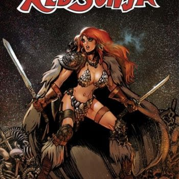 Red Sonja And KISS Get Specials In May From Erik Burnham, Tom Mandrake And Daniel HDR