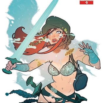 Exclusive First Look At The Swords And Fangs Titles Shipping in May 2017