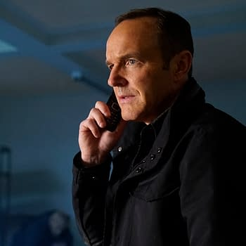 Its All About The Soap &#8211 Coulson Starts Putting It Together On Agents Of SHIELD