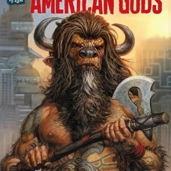 American Gods #1 – Russell And Hampton's Adaptation Of Gaiman's Classic Novel