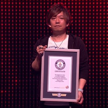 Final Fantasy XIV and Square Enix Take Home Three World Records