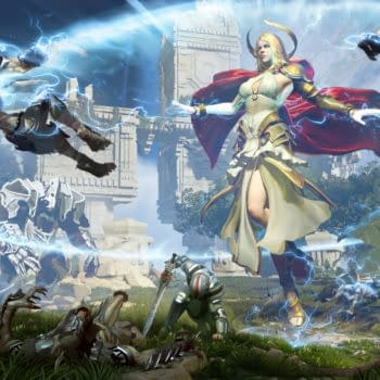 Sci-Fi MMO Skyforge On PS4