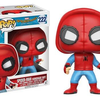 Thwip Spider-Man: Homecoming Is Swinging Into Funko