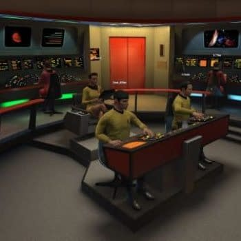 Star Trek: Bridge Crew Allows VR Gamers To Boldly Go Where TV Viewers Went Fifty Years Ago, Two Months Late