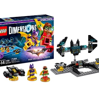 Lego Batman Story Pack Goes Live On Lego Dimensions Today