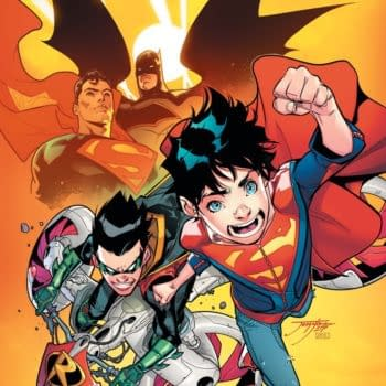 Jorge Jimenez On The Differences Between Superboy And Robin In Super Sons