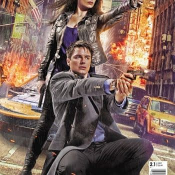 No One's Looking For A Fight: Torchwood #2.01