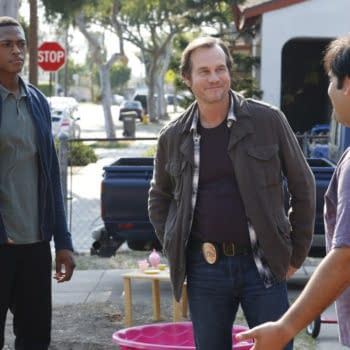 Bill Paxton Already Finished Filming First Season Of Training Day
