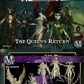 The Queens Return: Wyrds March Releases