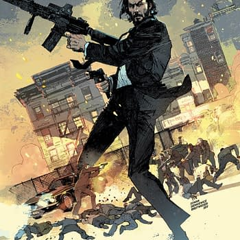 John Wick Chapter 2 Poster By Cowan Sienkiewicz And Breitweiser