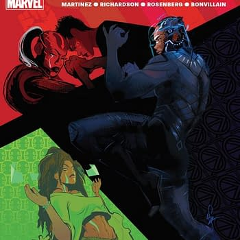 Marvels Solicitations Are Here But Where Is Black Panther: World Of Wakanda