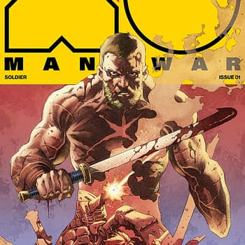Aric The Reluctant Man Of War Returns In X-O Manowar #1