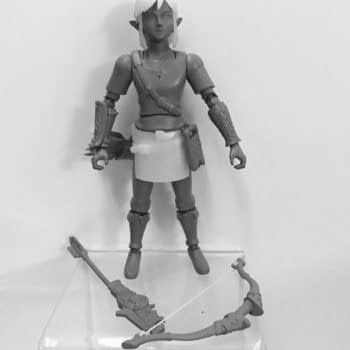 We're Getting A Link Figure From… Jakks Pacific?