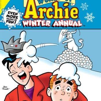 Reggie The Liar: World Of Archie Winter Annual