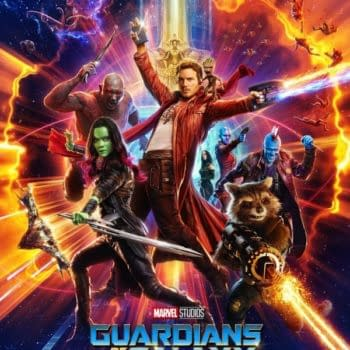 Speaking of Guardians Of The Galaxy, See Also This Bright, Shiny New Poster