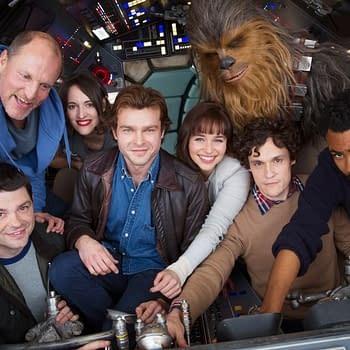 As Principal Photography Begins We Get A Look At The Cast Of The Han Solo Star Wars Story