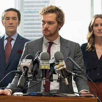 Marvels Iron Fist&#8230 Ignore The Critics Judge For Yourself