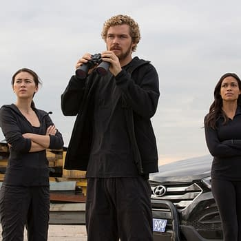 Marvels Iron Fist&#8230 Focusing On The Whole