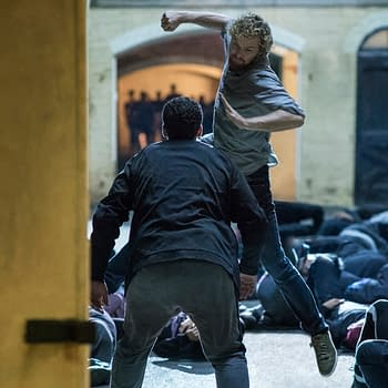 A Better Look At [Spoiler] From Marvel's Iron Fist