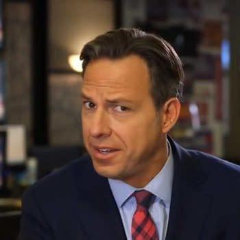 CNN's Jake Tapper Really Loves DC Comics, Doesn't He?