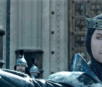 The Lady Of The Lake Appears With Excalibur In Latest King Arthur Trailer