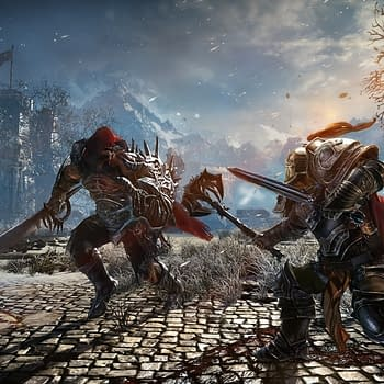 Lords Of The Fallen &#8211 Review