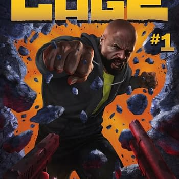 Luke Cage By David Walker and Nelson Blake II Replaces Power Man And Iron Fist At Marvel In May