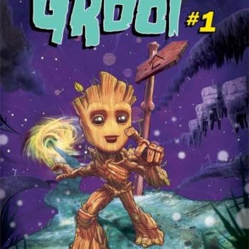 He's So Cute! I Am Groot #1 Review