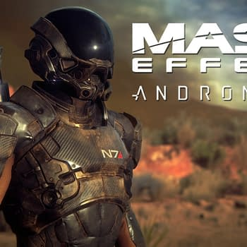 Mass Effect: Andromeda Will Have Non-Human Playable Characters In Multiplayer