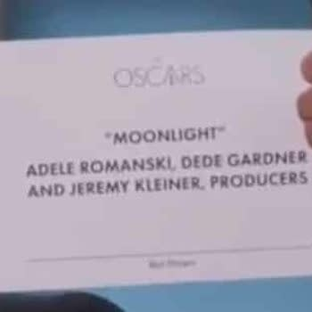 """Oscars Video: """"This Is Not A Joke. Moonlight Has Won Best Picture"""" Watch Warren Beatty, Faye Dunaway And Jordan Horowitz's Oscar Moment For The Ages"""