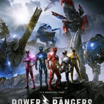 Best Look at Power Rangers Zords to Date