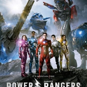 Power Rangers Flirt, Glow And Go Swimming In Two New Clips