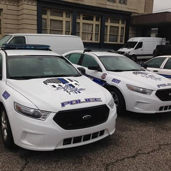 Police Remove Punisher Logo From Squad Cars After Complaints