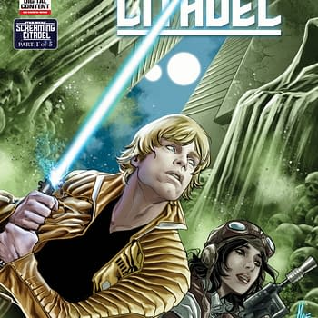 The Next Big Marvel Star Wars Crossover By Gillen And Aaron says AAAARRRRGGGGHHHH Prepare For The Screaming Citadel