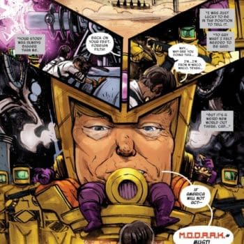 286 Bleeding Cool Comics-Related Posts About Donald Trump 2016-2021