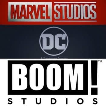 BOOM Studios! To Have Their Logo In Front Of The Empty Man Movie