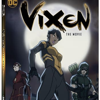 CW Seed's Vixen Animated Series Collected For Home Release