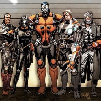 Rise of the Mutants: Joe Canahan To Write X-Force, Possibly With Ryan Reynolds